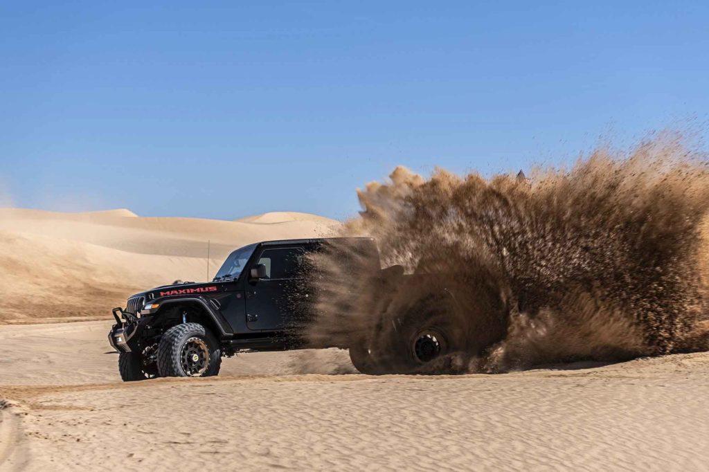 Jeep Gladiator Maximus 1000