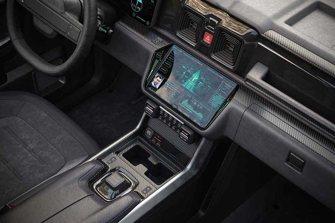"""Концепт Lada 4x4 """"G-NIVA 2020"""""""