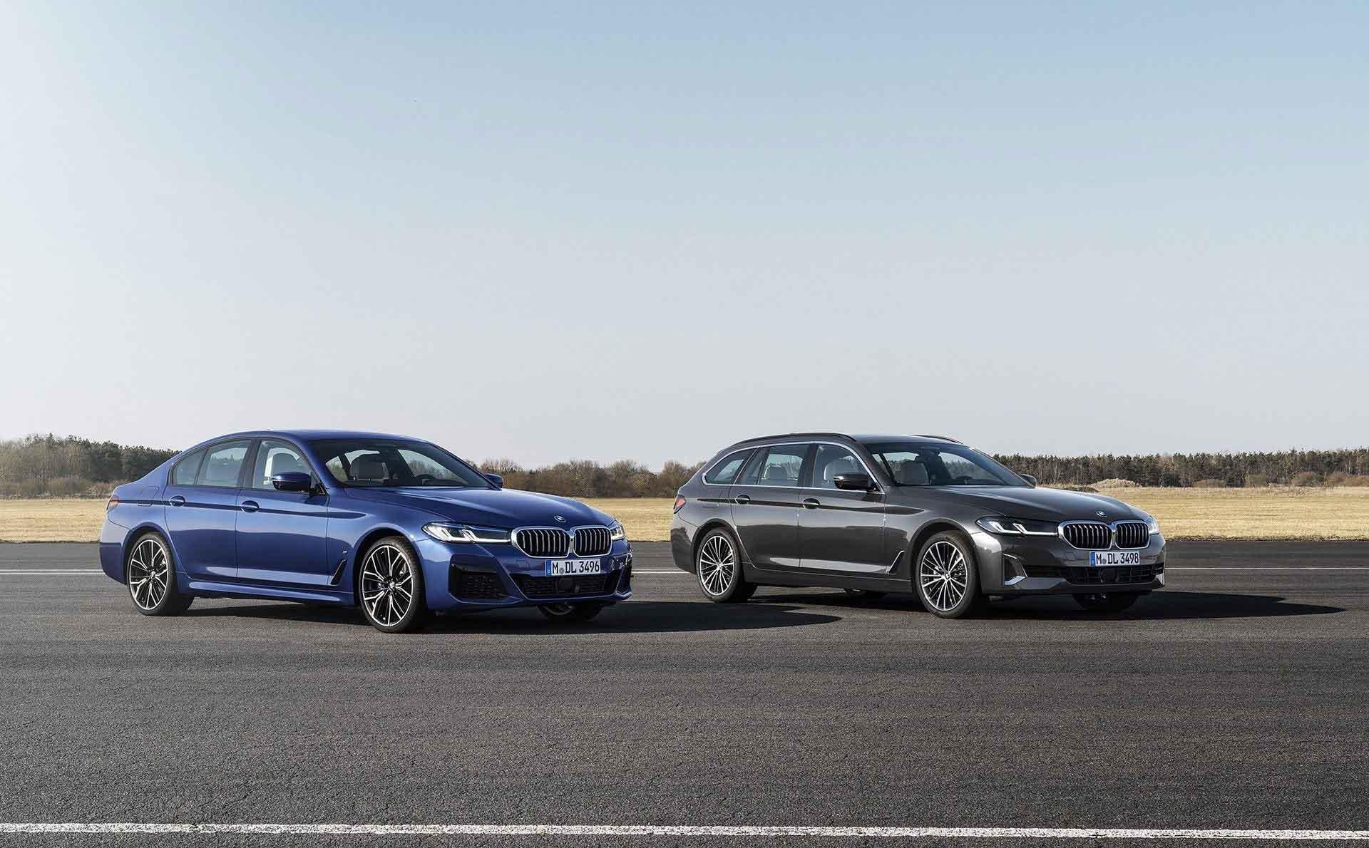 """емцы """"выкатили"""" обновленный BMW 5-Series 2021 модельного года. Который стал еще технологичнее, производительнее, и при этом не обделен новыми дизайнерскими решениями."""