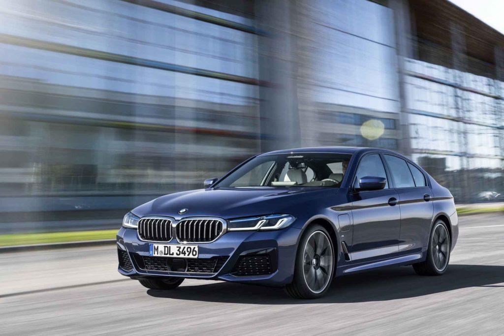 BMW 5-Series 2021