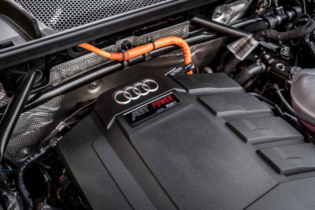 Audi Q5 TFSI e Quattro