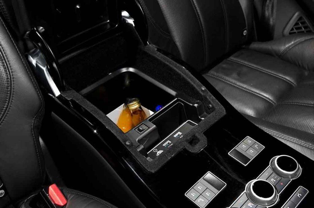 Лимузин Range Rover
