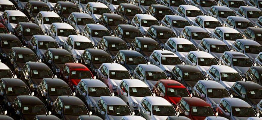 AEB Статистика продаж автомобилей в РФ. Апрель.