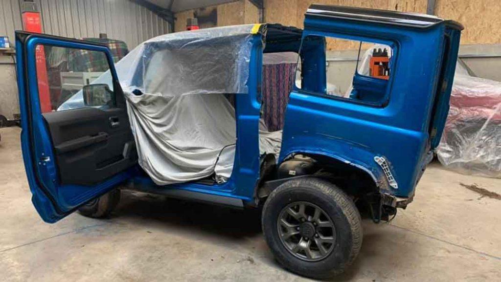 пикап Suzuki Jimny