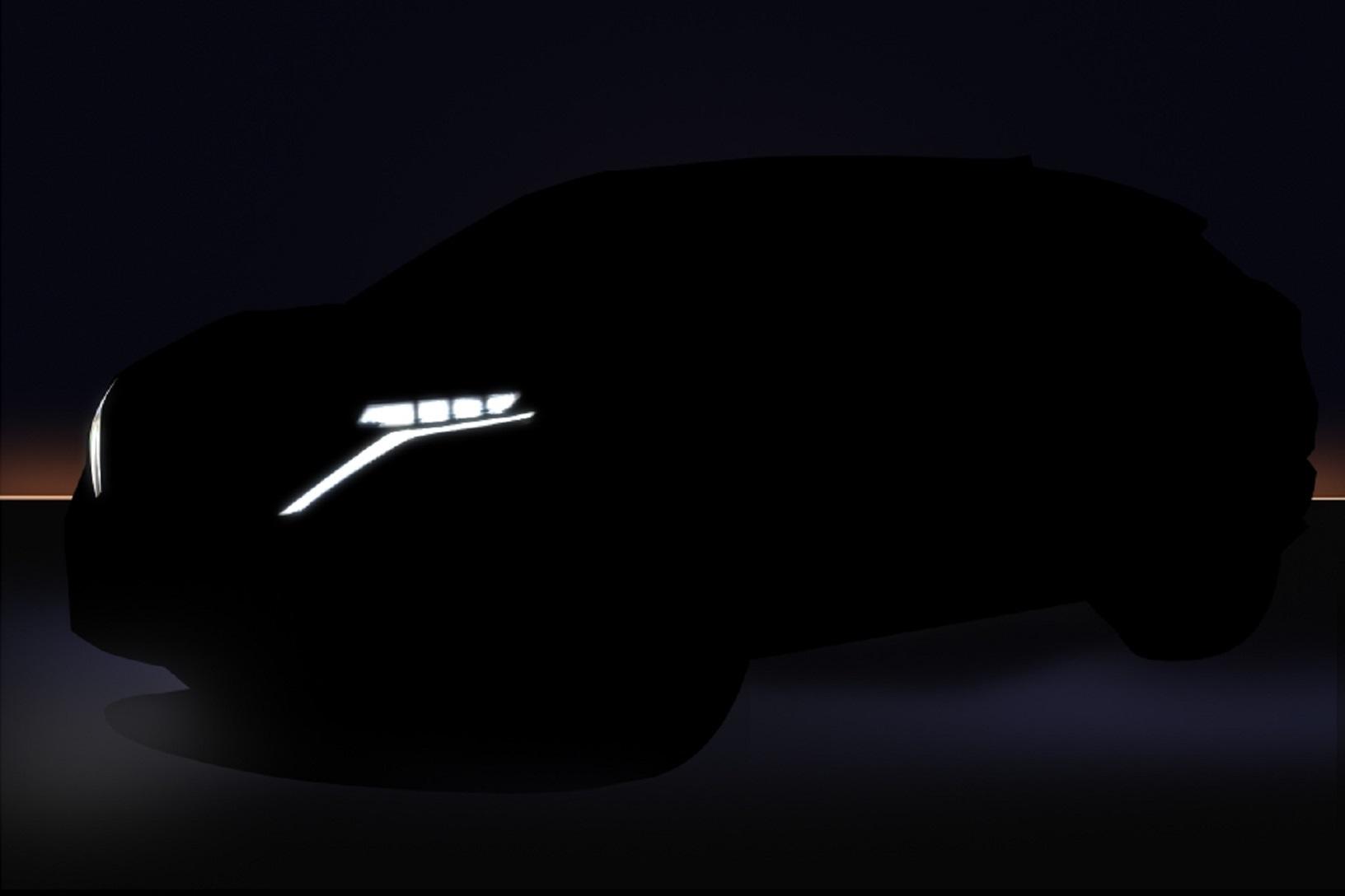 Электрический кроссовер Nissan Ariya