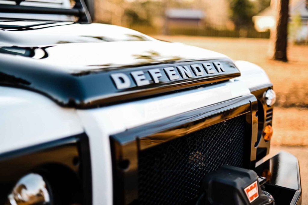 Land Rover Defender 1993