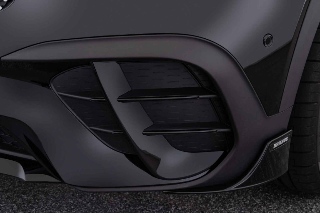 Mercedes-Benz GLB от Brabus