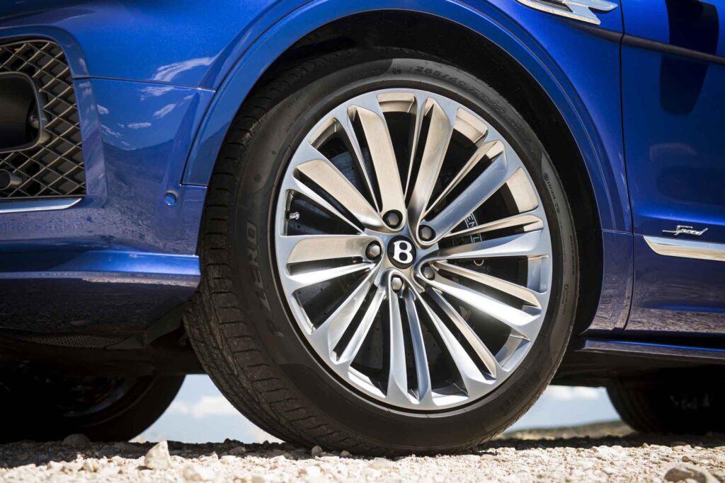 Bentley Bentayga Speed 2021
