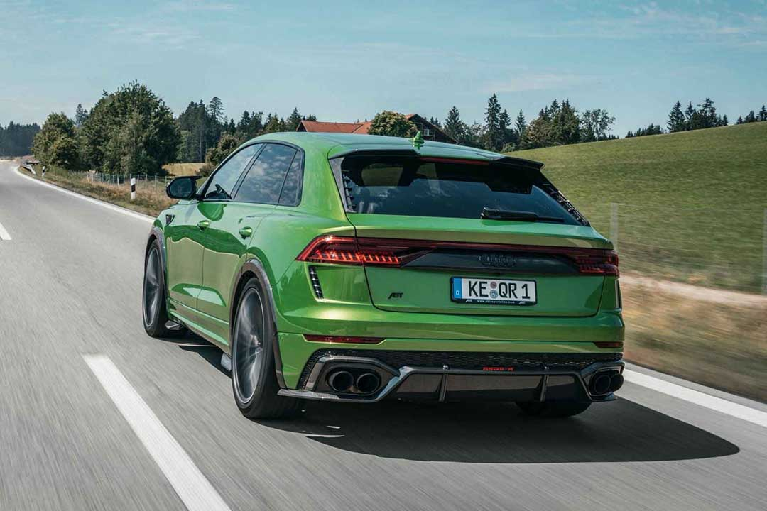 Audi RS Q8-R от ABT