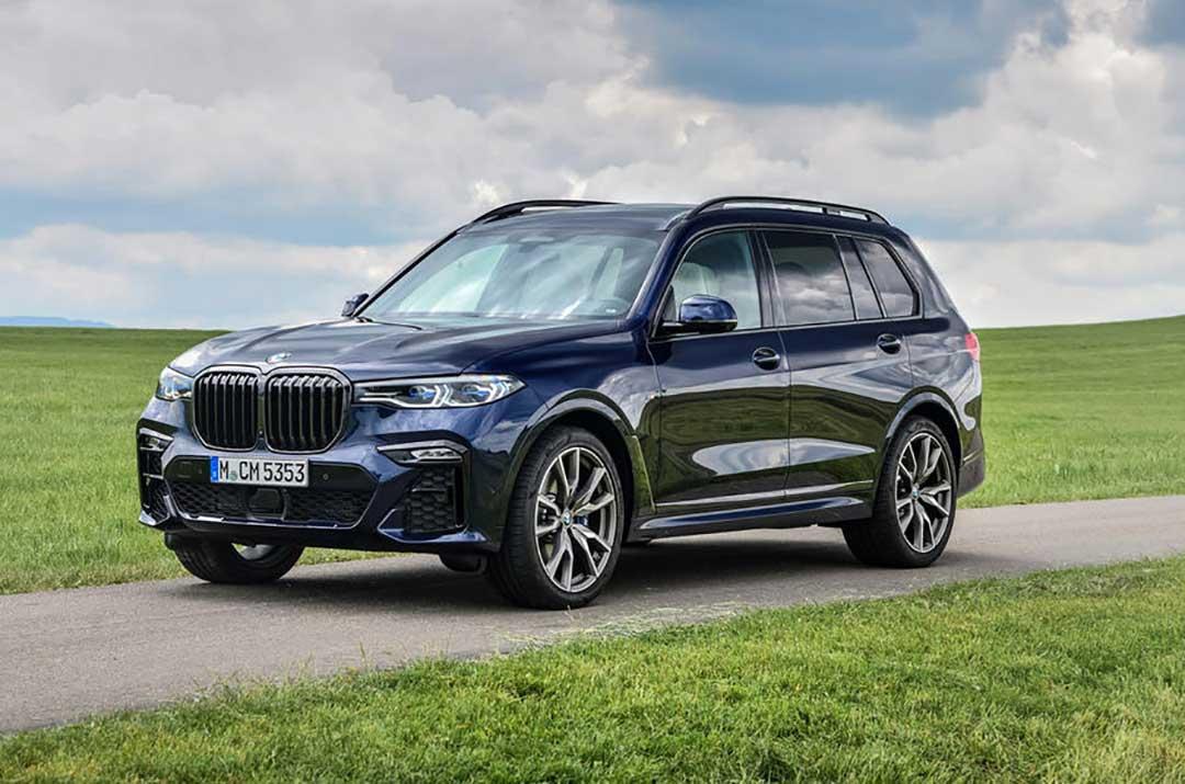BMW iX7