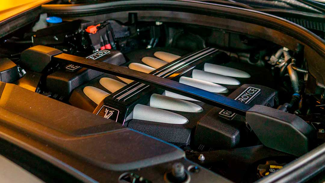 Rolls-Royce Cullinan стал мощнее благодаря VF Engineering