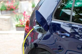 Продажи электромобилей в России
