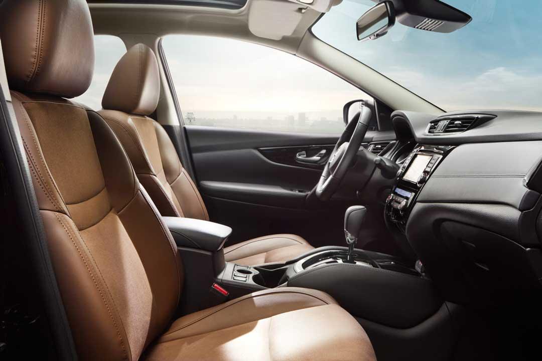 Nissan Qashqai 2020 интерьер
