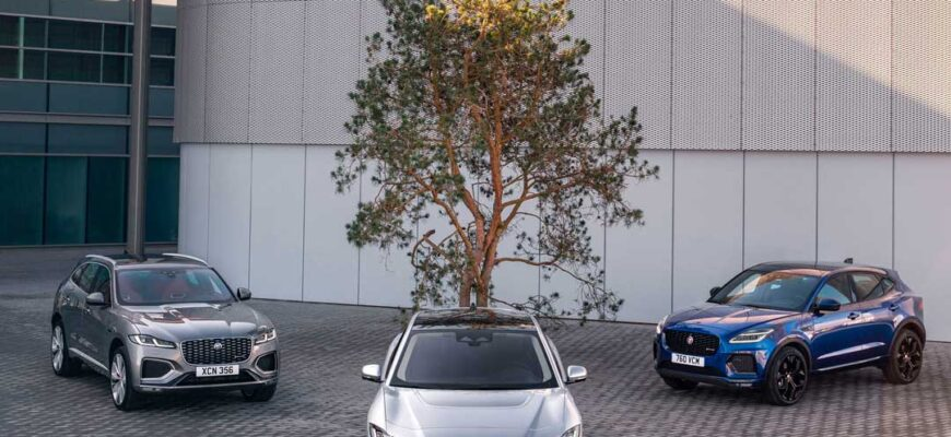 Jaguar E-Pace 2021