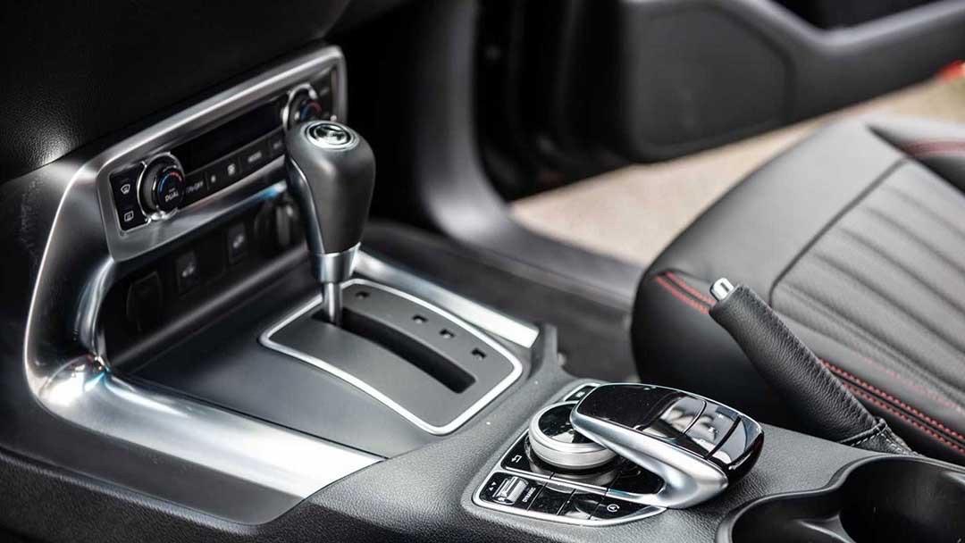 пикап Mercedes-Benz X-Class