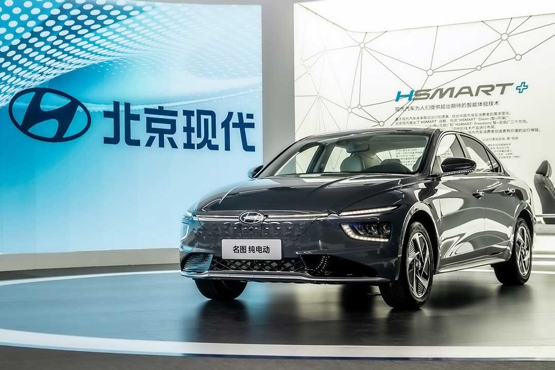 Hyundai Mistra электрическая версия