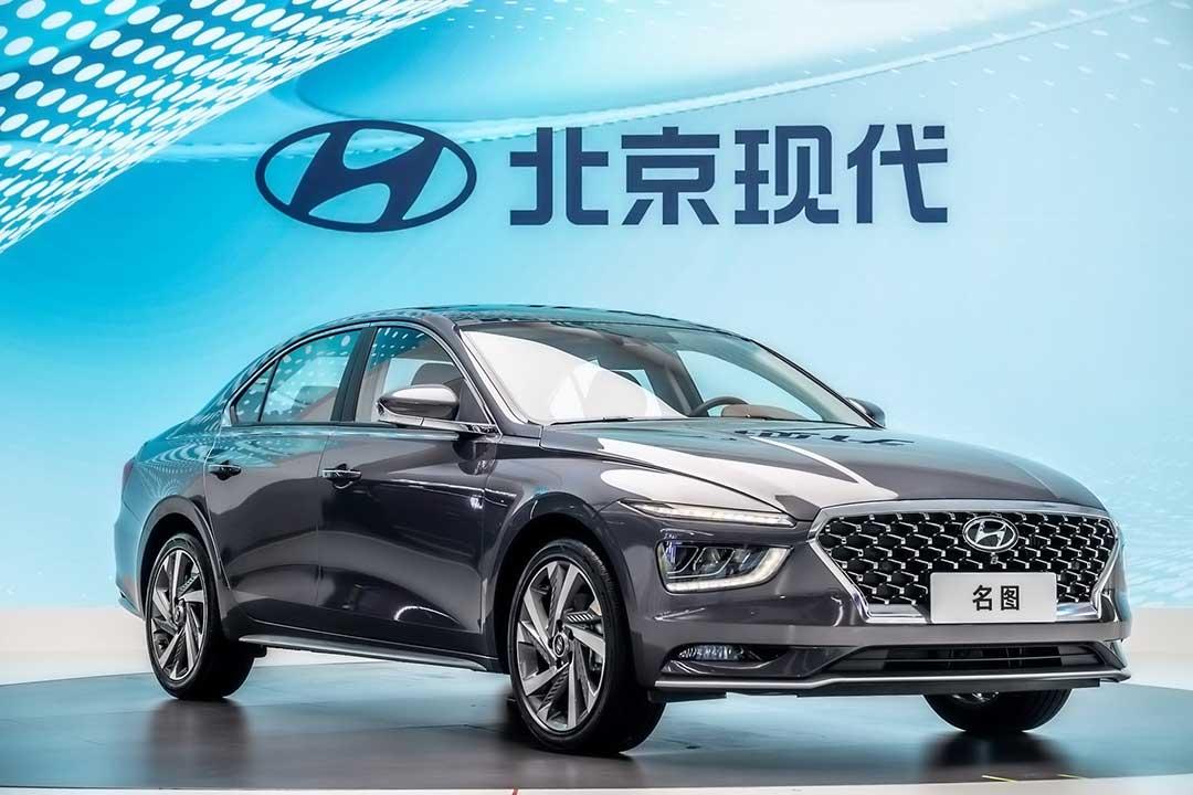 Hyundai Mistra