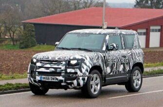 Land Rover 90 V8