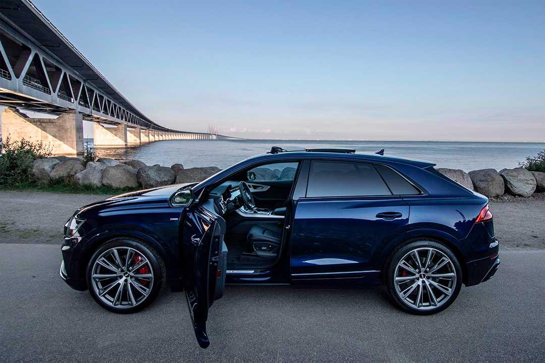 Audi Q8 55 2021