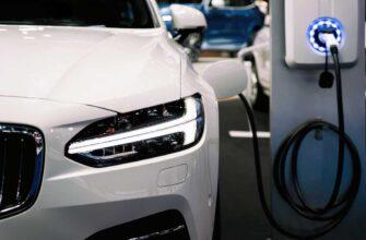Продажи электромобилей с пробегом