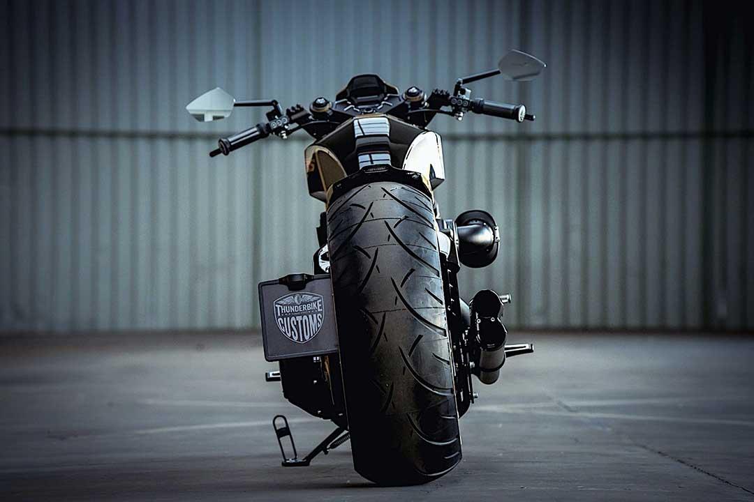 Harley-Davidson GP S Le Mans