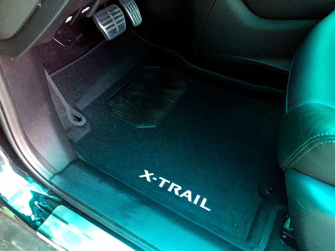 коврики для Nissan X-Trail T32