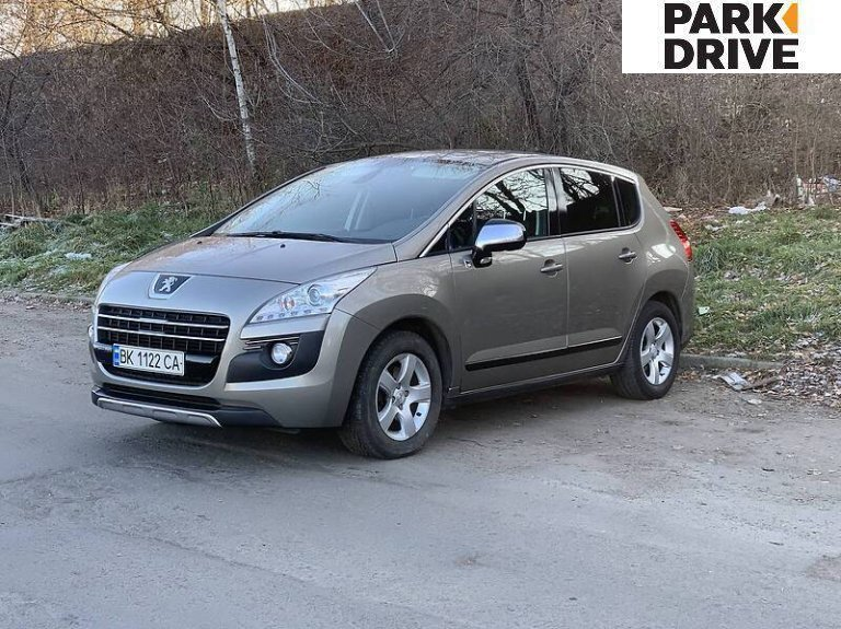 бу Peugeot 3008