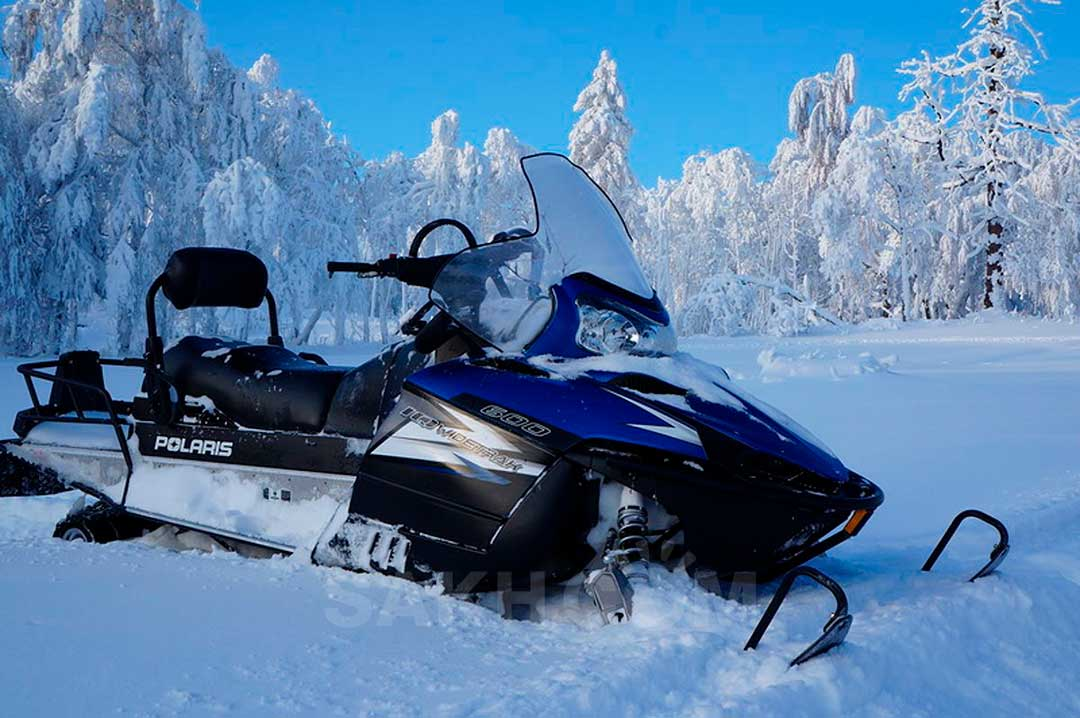 Снегоход Polaris 600 IQ Widetrak