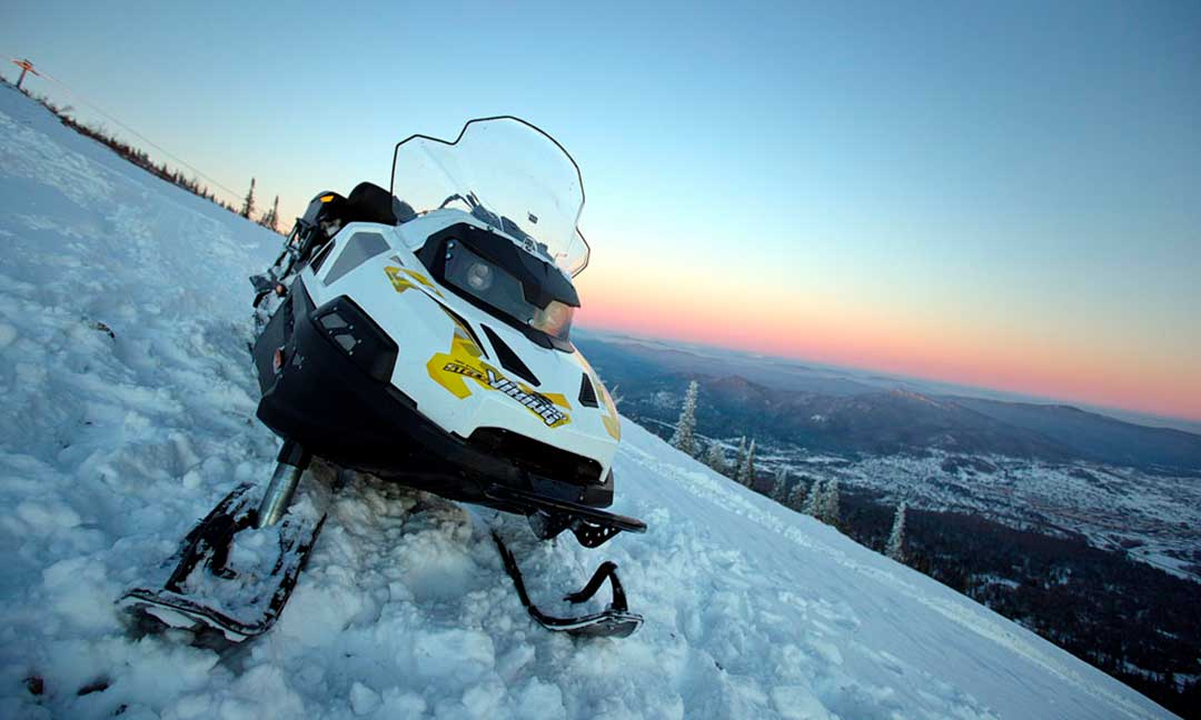 Снегоход Stels 800 Viking