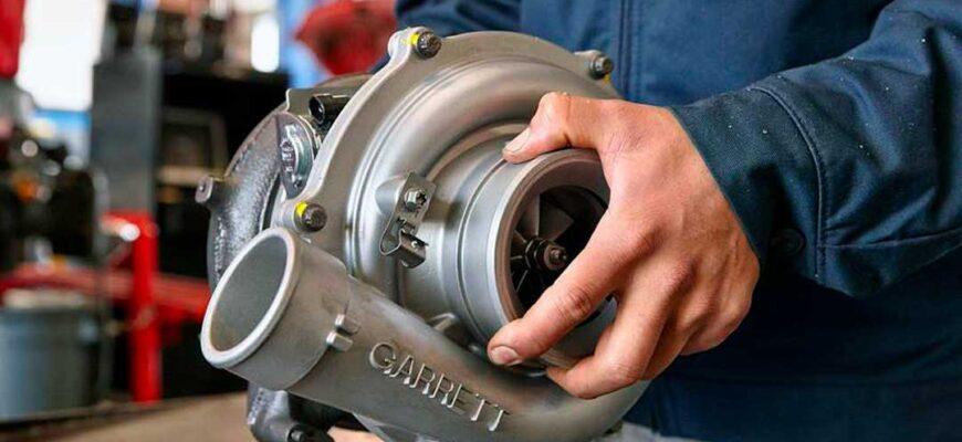 Что такое турбокомпрессор и почему он так важен в двигателе?