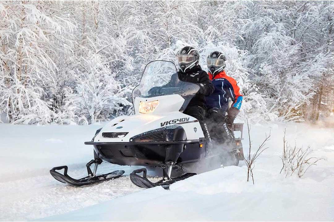 Снегоход Yamaha VK540V 2020