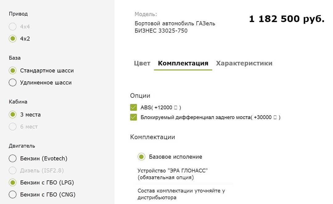 """УАЗ """"Профи"""" с двускатной ошиновкой цена"""