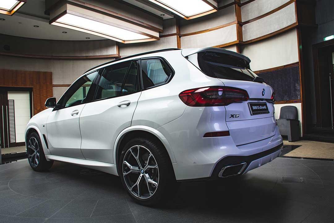 BMW X5 xDrive40i от 3D Design