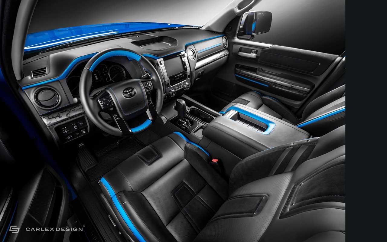 Toyota Tundra от Carlex Design