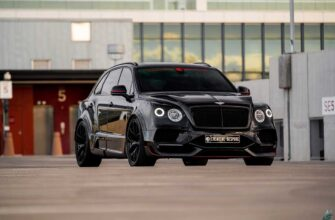 Bentley Bentayga от Creative Bespoke