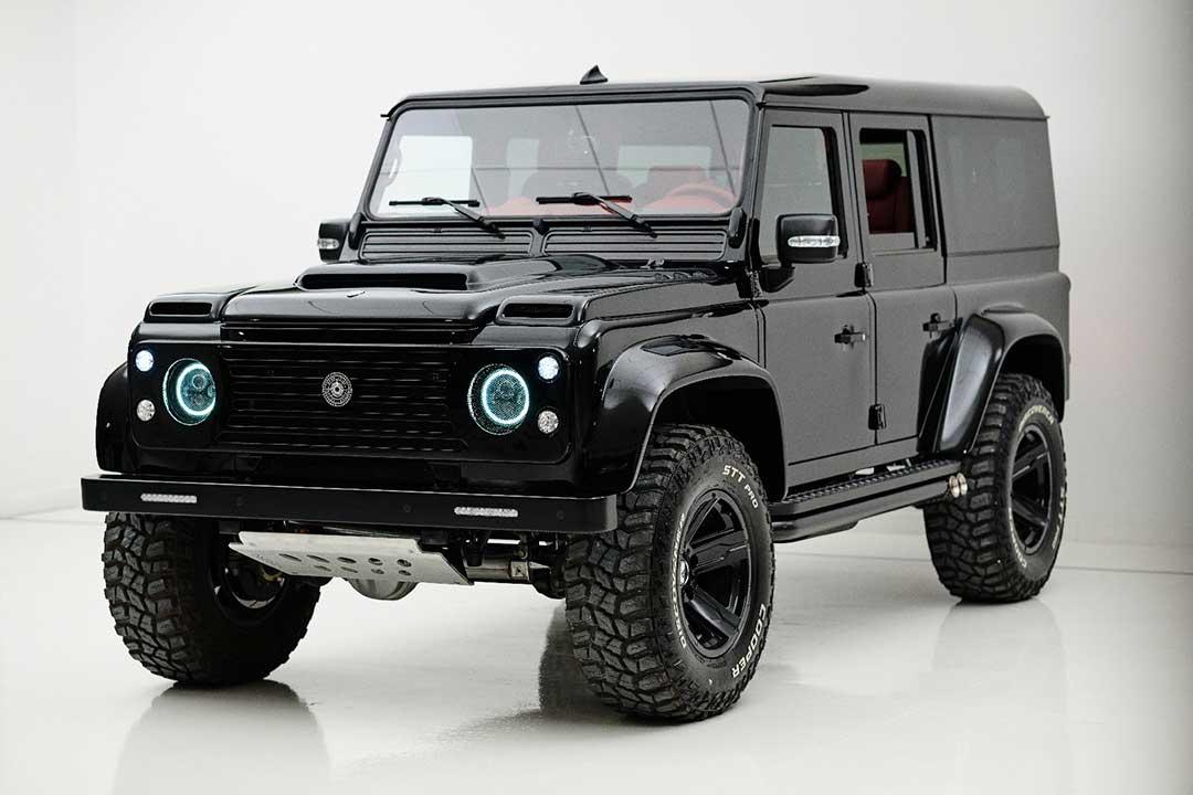 Land Rover Defender Spec 1.2 от Ares Design