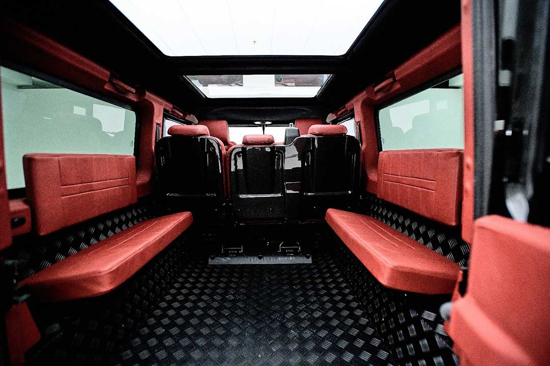 Land Rover Defender Spec 1.2