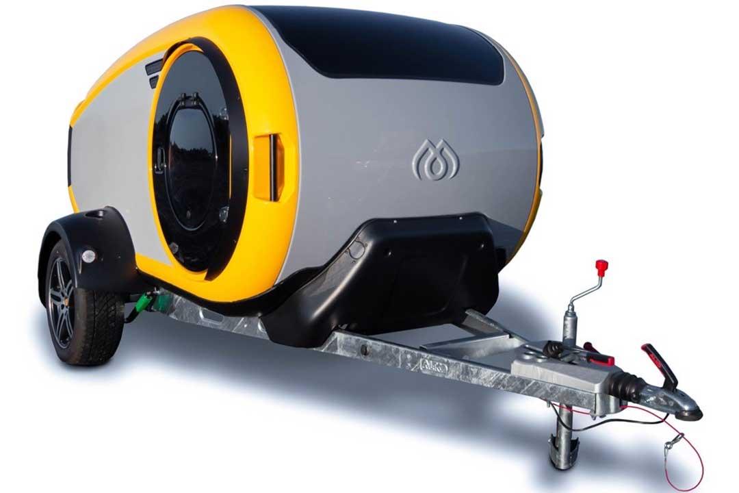 Mink 2.0 Sports Camper - компактный кемпер с элементами роскоши