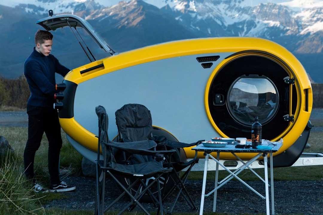 Mink 2.0 Sports Camper
