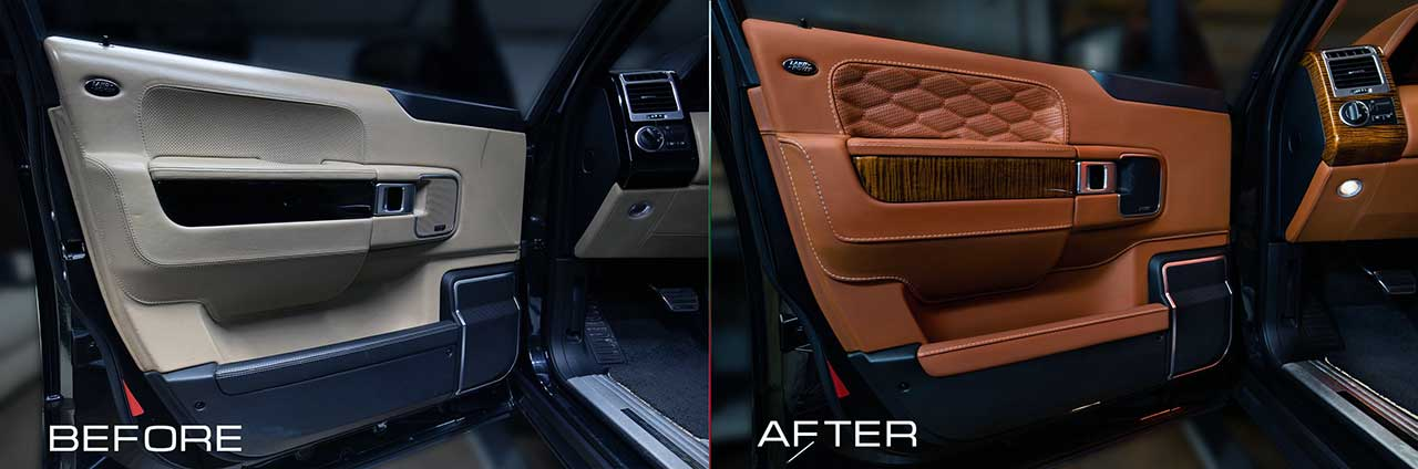 Range Rover от Vilner