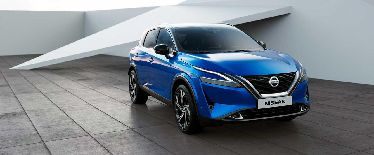 Nissan Qashqai 2021 года