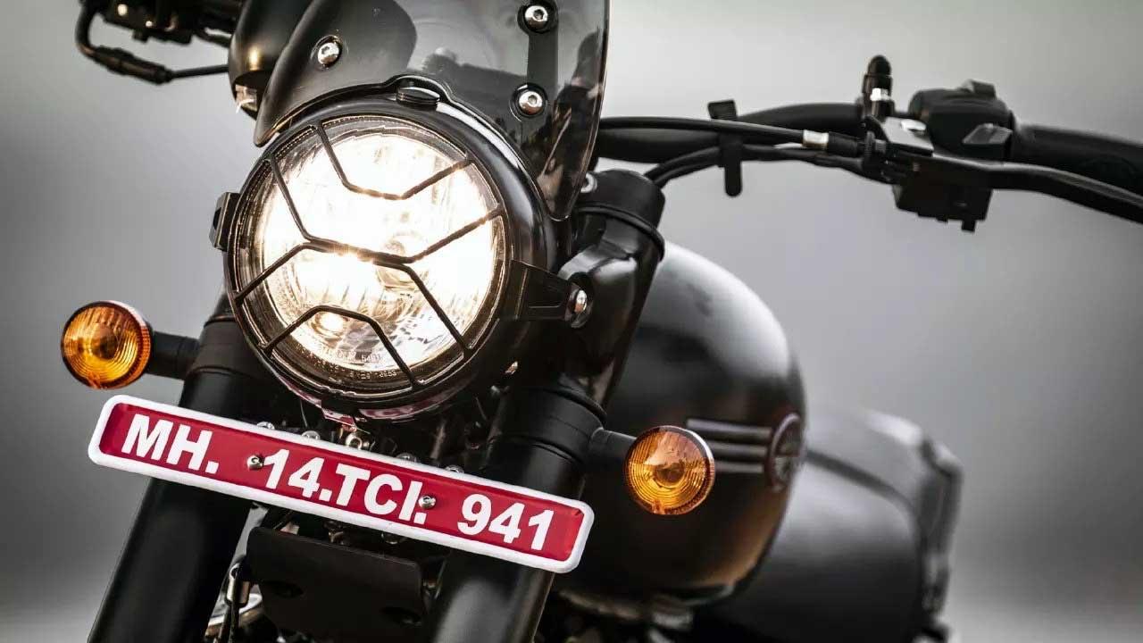 мотоцикл Jawa 42