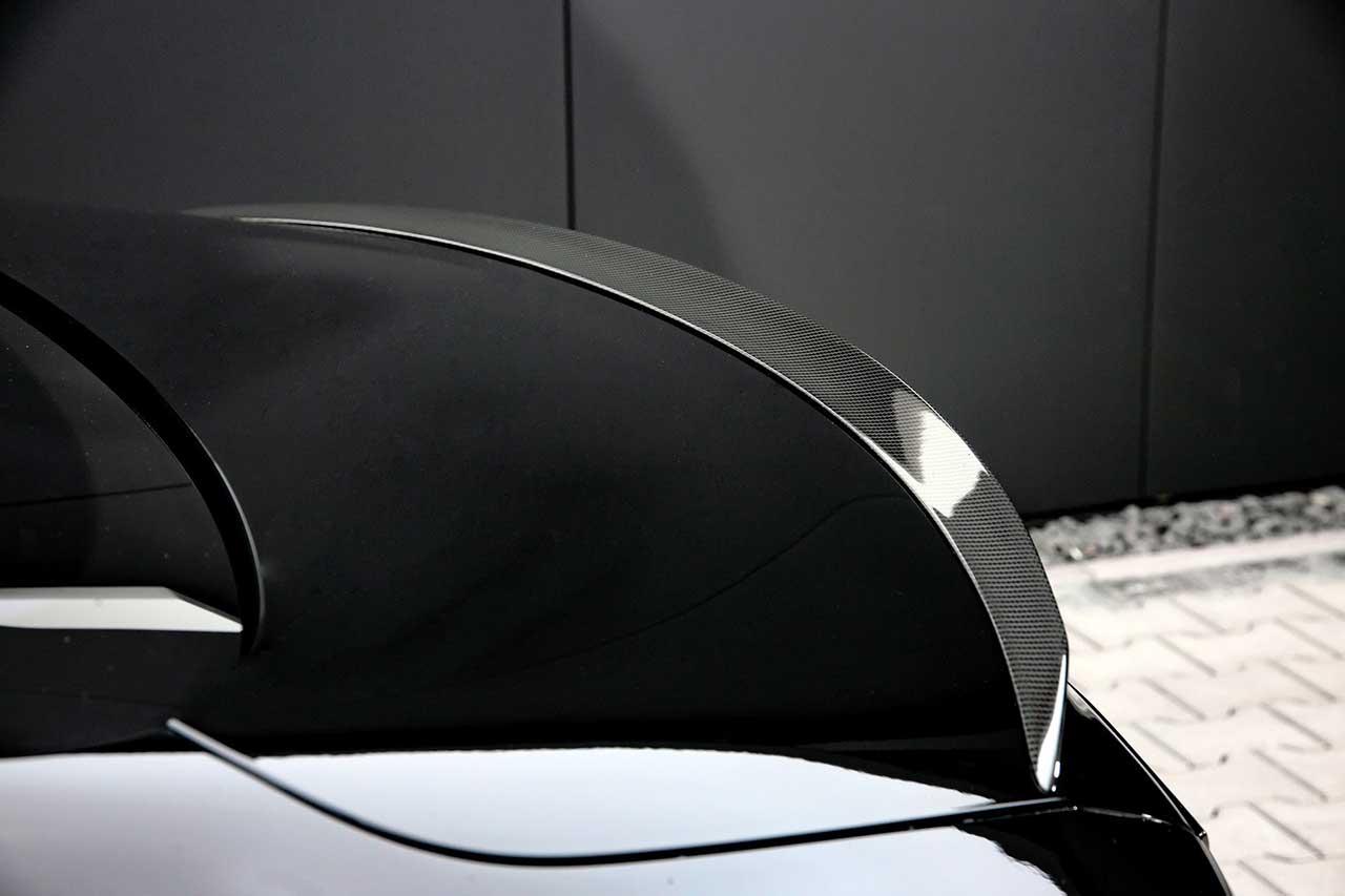 Mercedes-AMG S63 Coupe от тюнинг-ателье Posaidon