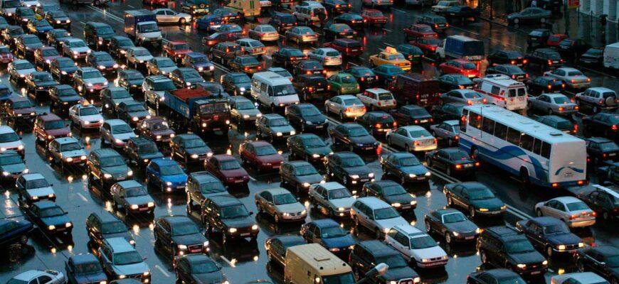 Сколько машин в России?