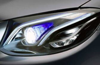 Как запустить светодиодные лампочки в фарах старых автомобилей?