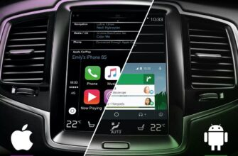 Android Auto и CarPlay