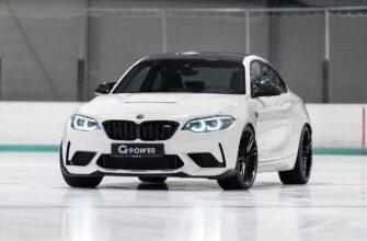 BMW M2 CS от G-Power