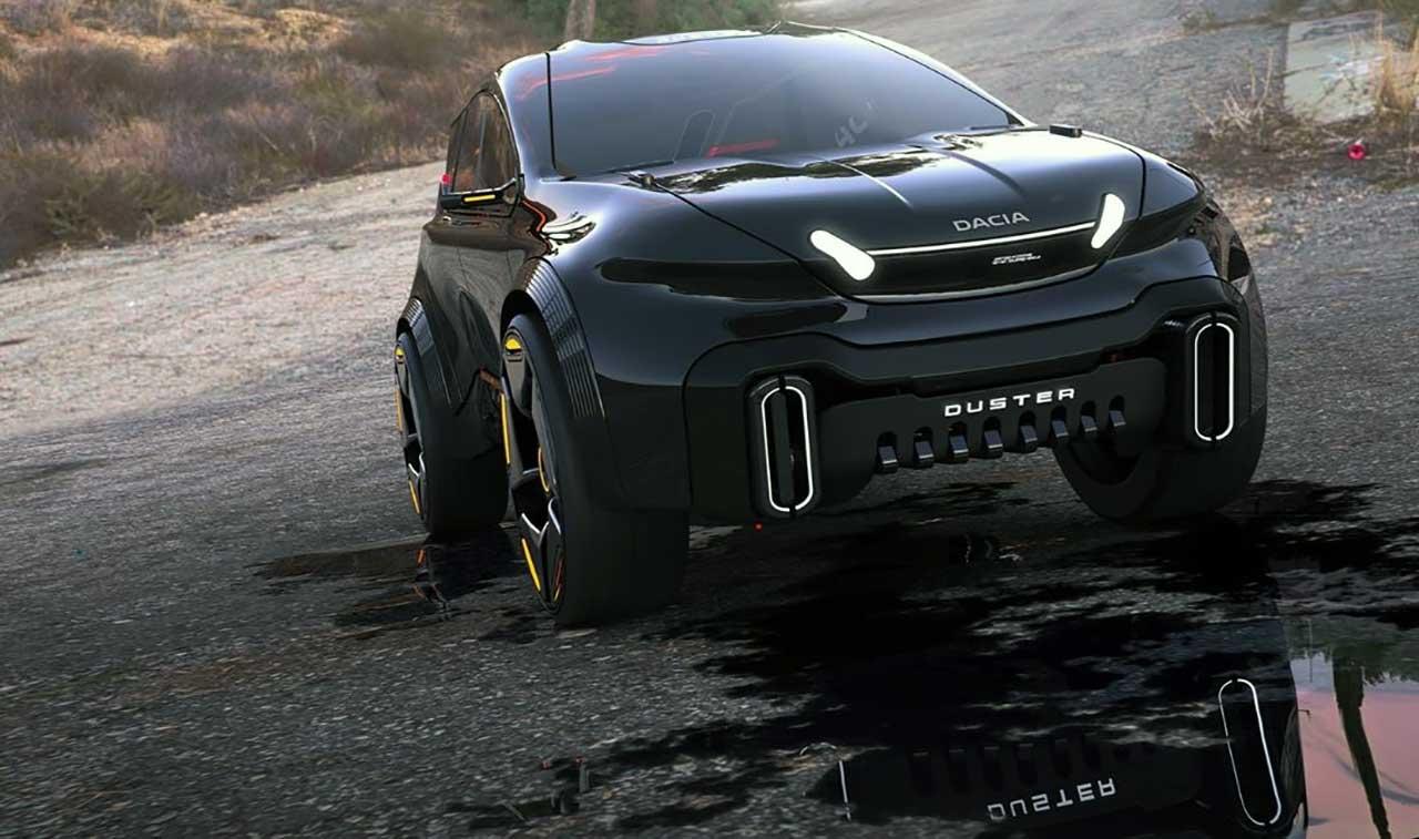 Dacia Duster Sport EV