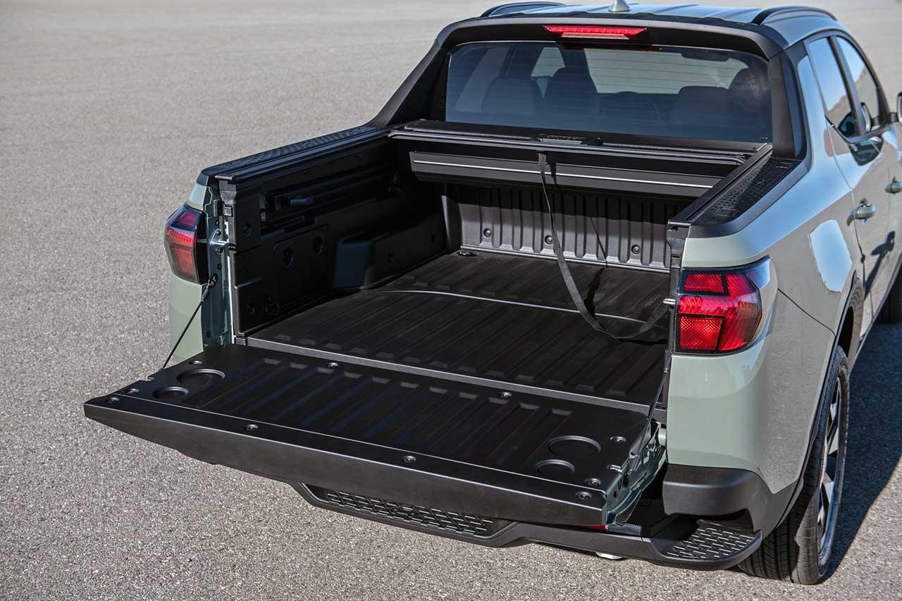Пикап Hyundai Santa Cruz 2022