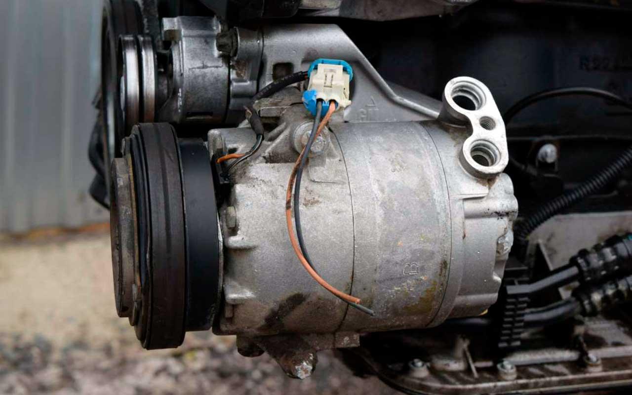 Зачем нужен компрессор кондиционера автомобиля?